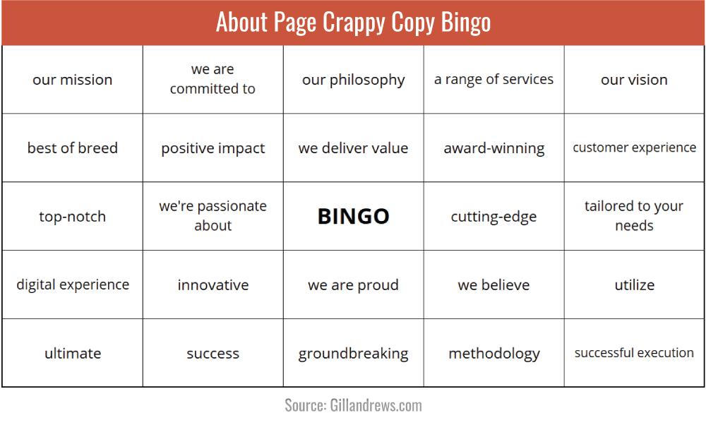 About-us-crappy-copy-bingo