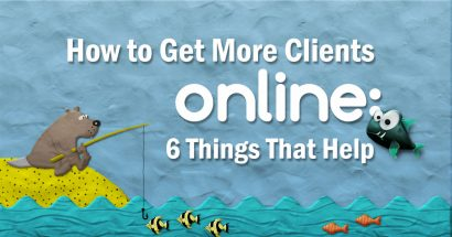 How to get more clients online