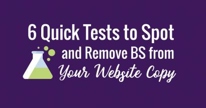6 Ways to Improve Website Copy
