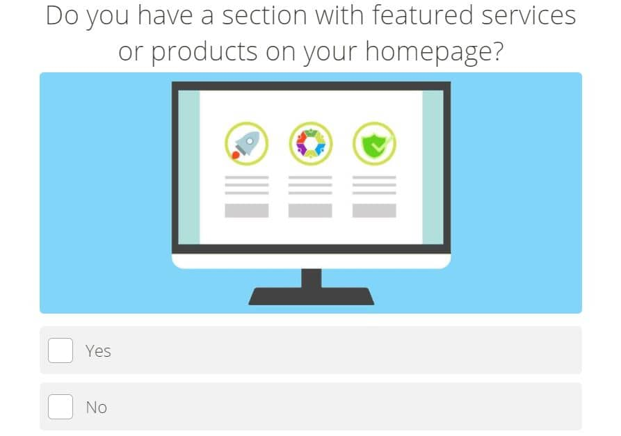 Quiz: How good is your homepage?