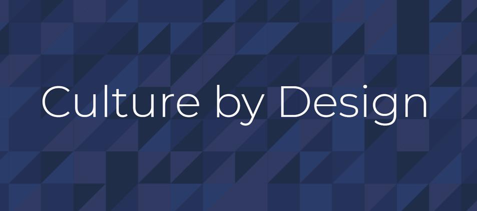 Website tagline example 6: Culture by design