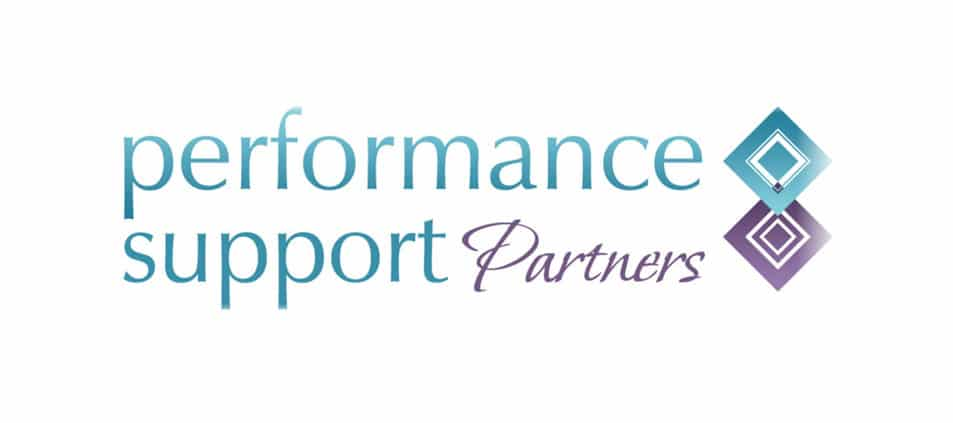 Website tagline example 5: Performance support partners